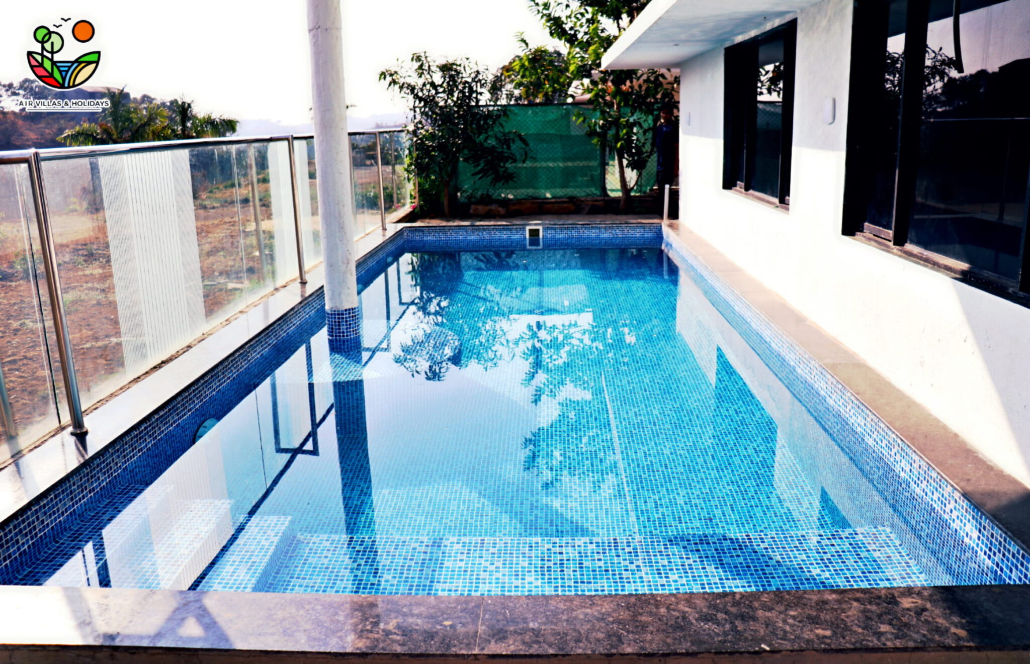 4bhk villas in igatpuri with private swimming pool
