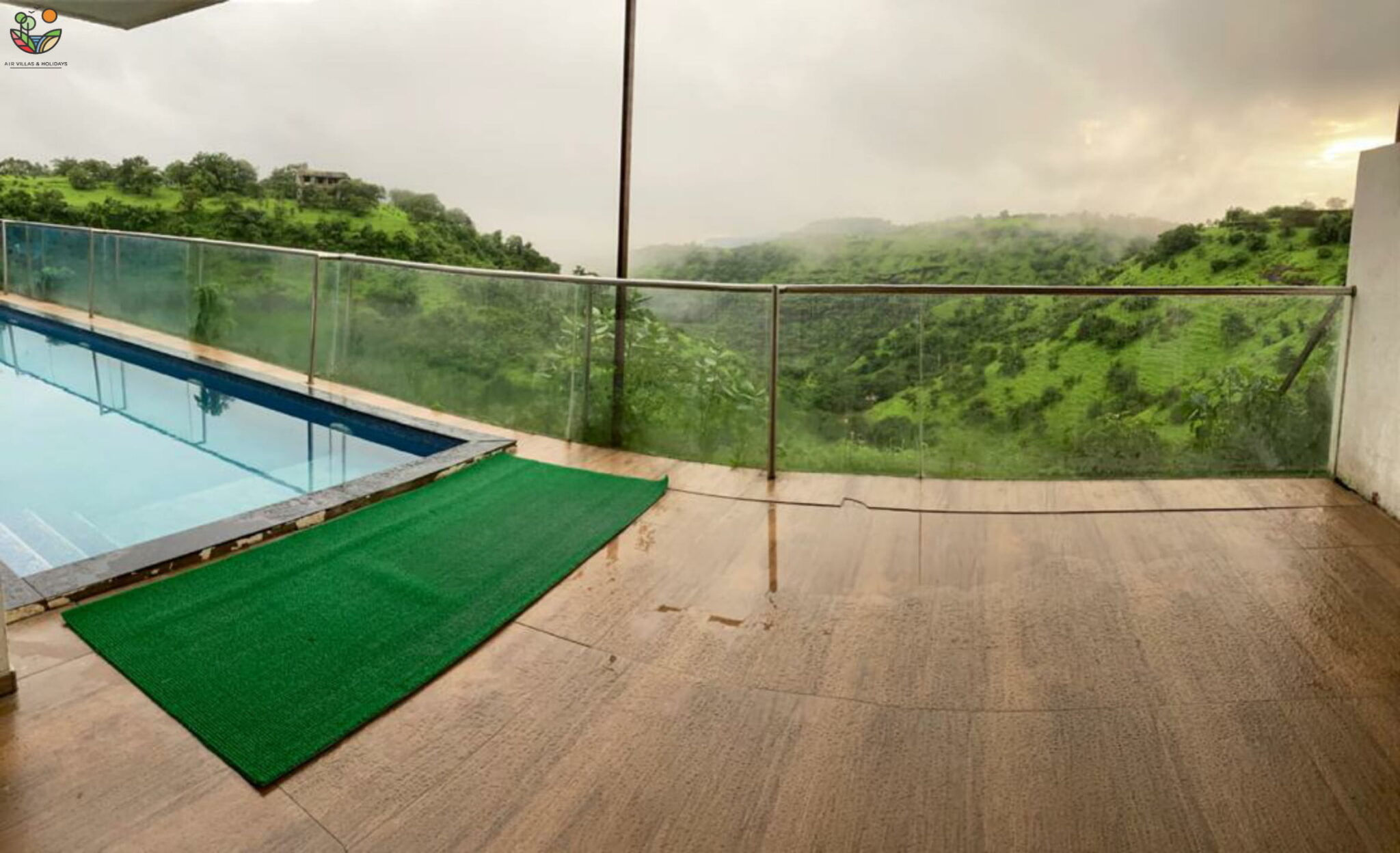 5bhk villas in igatpuri with swimming pool