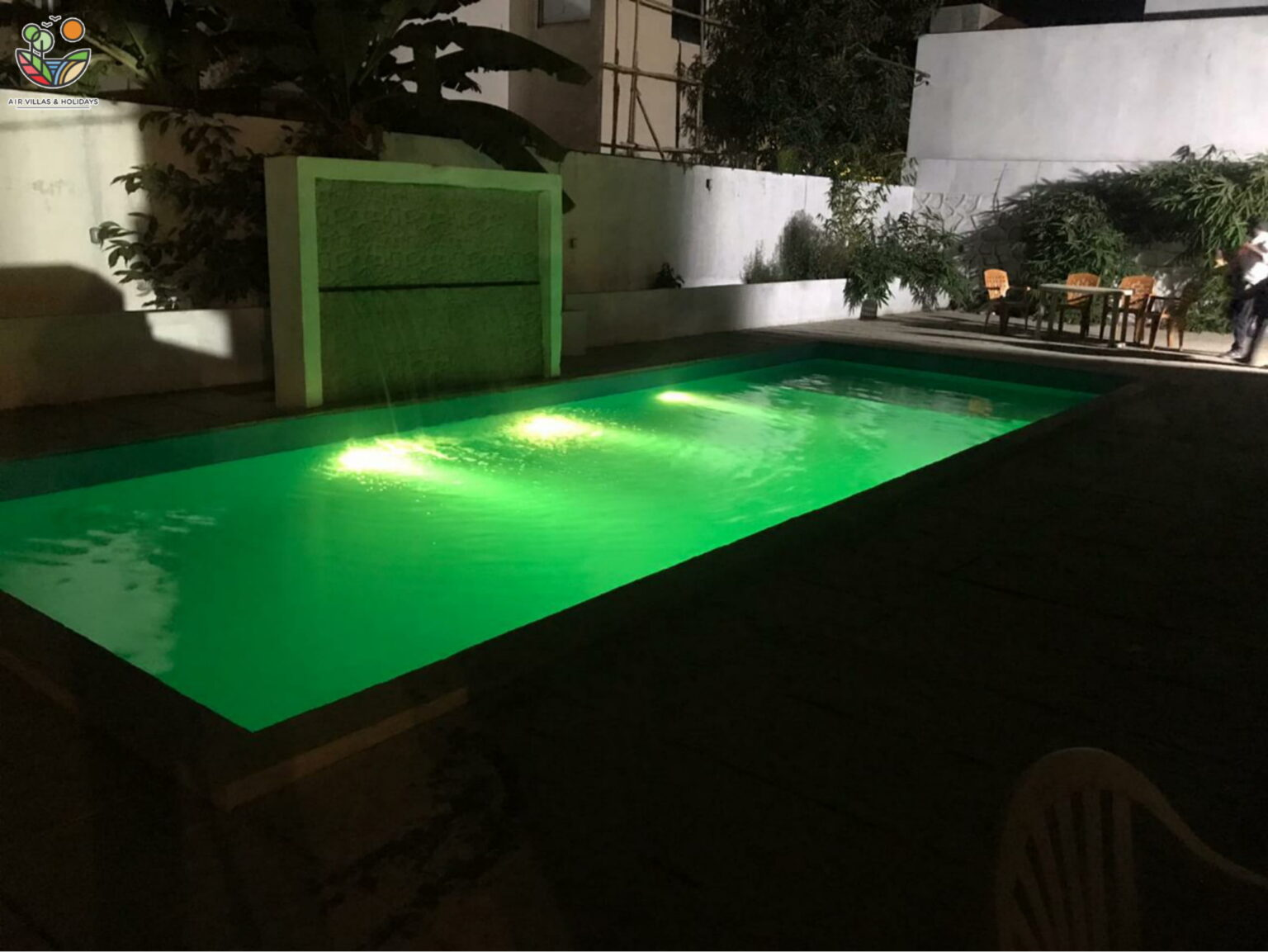 3bhk villas in igatpuri with private swimming pool